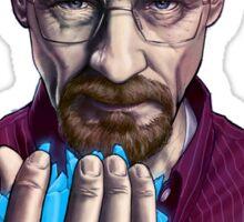 Heisenberg (Breaking Bad) Sticker