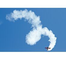 rotating aircraft Photographic Print