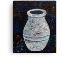Greek Pot 1 Canvas Print