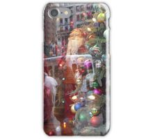Christmas Time in NYC ~ 2008 iPhone Case/Skin