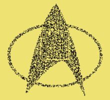 QR Star Trek by OldManLink