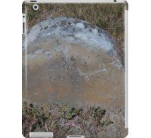 1864 iPad Case/Skin