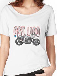 Suzuki GSX1100 Katana Women's Relaxed Fit T-Shirt