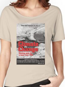 Climate Change Women's Relaxed Fit T-Shirt