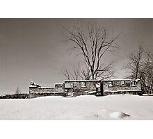 Winter Foundation Photographic Print