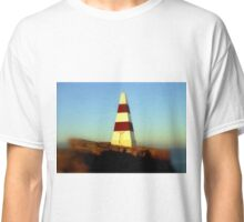 Obelisk on Cape Dombey Classic T-Shirt