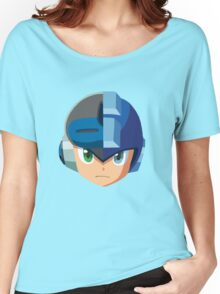 Mega Man-Mighty No. 9 Women's Relaxed Fit T-Shirt