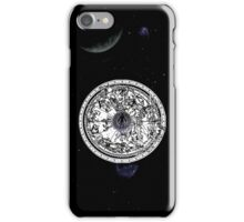 Heliocentric/Anthropocentric iPhone Case/Skin