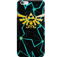 hyrule electric case iPhone Case/Skin