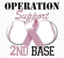 Operation Support 2nd Base by magiktees