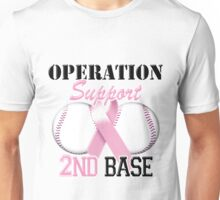 Operation Support 2nd Base Unisex T-Shirt
