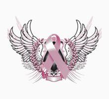 Pink Awareness Tribal by magiktees