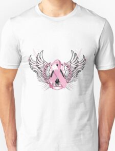 Pink Awareness Tribal T-Shirt