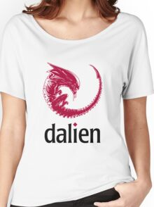 Dalien distro Women's Relaxed Fit T-Shirt