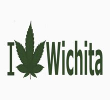 0130 I Love Wichita  by Ganjastan