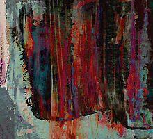 Bealltainn III  / abstract painting by Paul Davenport