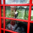 The girl in the phone box never, never rings... by MikeShort