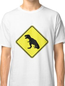 T-Rex Crossing Classic T-Shirt