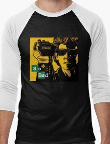 So Bad Men's Baseball ¾ T-Shirt