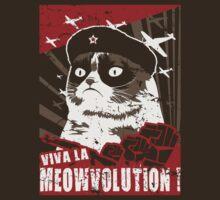 Viva La MeowVolution ! by eggtee