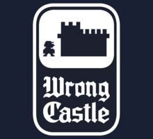 Wrong Castle Kids Tee