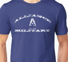 Alliance Military Unisex T-Shirt