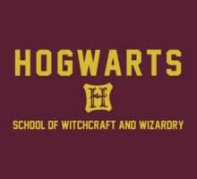 Hogwarts - School by mlny87