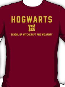Hogwarts - School T-Shirt