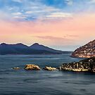 entrance to Wine glass bay by Robert-Todd