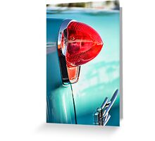 Oldsmobile 88  Greeting Card