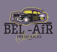 BEL AIR HERMES INSPIRED GRAPHIC W/FRESH PRINCE TWIST by Melanie Andujar