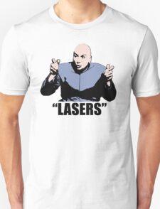 Dr. Evil,  Lasers , Austin Powers, Tshirt T-Shirt