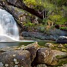 Lady Bath Falls by Mark  Lucey