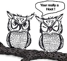 Hoot Owl by soulexperience