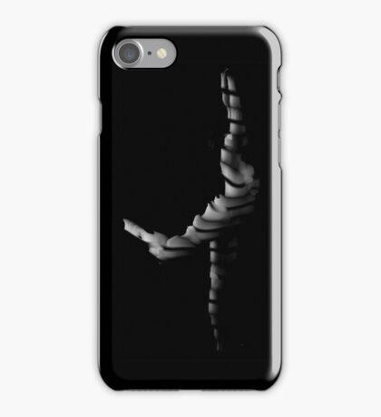 ribbon dancer iPhone Case/Skin