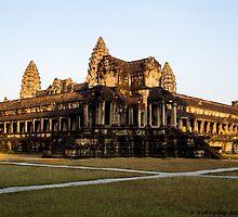 Angkor Wat - 4 by vishwadeep  anshu
