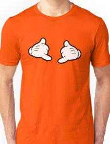 Shaka Pose Unisex T-Shirt