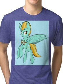 Lightning Dust Tri-blend T-Shirt