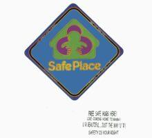 Safe Place sign Kids Clothes