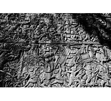 Angkor Wat Sanctuary - 13 Photographic Print