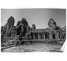 Angkor Wat Sanctuary - 18 Poster