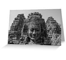 Angkor Wat Sanctuary - 35 Greeting Card