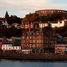 Oban - The Waterfront by rsangsterkelly