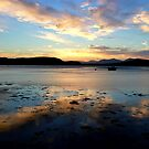 Oban, Scotland - Sunset by rsangsterkelly