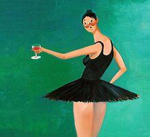 MBDTF Ballerina by johnbrownII