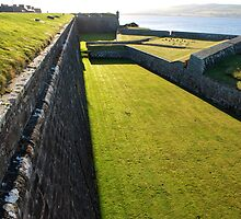 Fort George, Inverness by rsangsterkelly