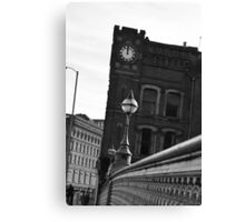 GUESS WHERE THIS IS.. A SUPER COMPETITION FOR YOU ALL TO ENTER Canvas Print