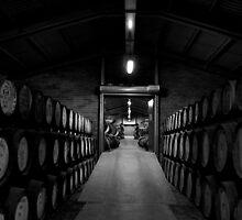 Edradour Distillery - The Wharehouse 2 by rsangsterkelly