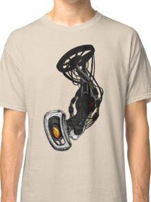 GLaDOS pinup (Original illustration) Classic T-Shirt
