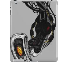 GLaDOS pinup (Original illustration) iPad Case/Skin